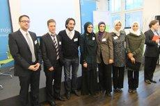 The participants of the first post-graduate programme on Islamic Theology (photo: Christoph Dreyer)