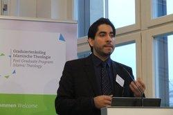 Mouhanad Khorchide, Professor für Religionspädagogik an der Universität Münster und Projektkoordinator des Graduiertenkollegs Islamische Theologie; Foto: Christoph Dreyer