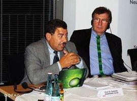Abdelfattah Ismail; Foto: DFAG