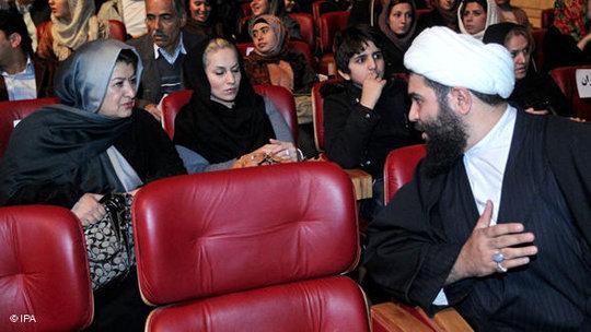Cinema audience at the Fajr Film Festival in Tehran (photo: IPA)
