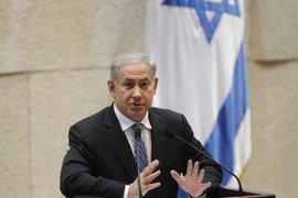 Israels Ministerpräsident Netanjahu; Foto: DW
