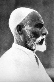 Omar al-Mukhtar; Foto: wikipedia