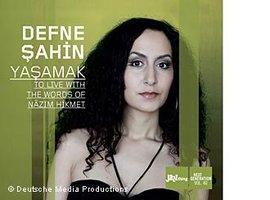 Die neue CD von Defne Şahin; Foto: Deutsche Media Productions 2011
