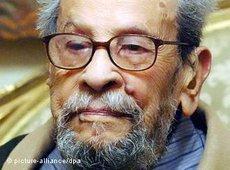 Nagib Machfus in hohem Alter; Foto: dpa