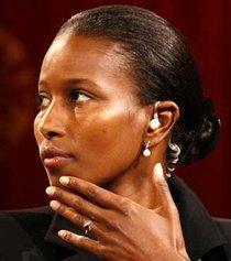 Ayan Hirsi Ali; Foto: AP