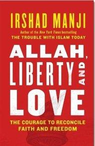 Buchcover Allah, Liberty and Love von Irshad Manji
