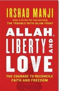 Buchcover Allah, Liberty and Love von Irshad Manji