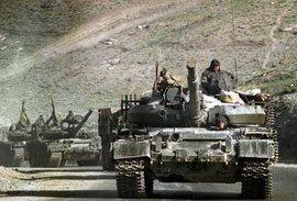 Sowjetische Truppen auf dem Rückzug aus Kabul; Foto: AP