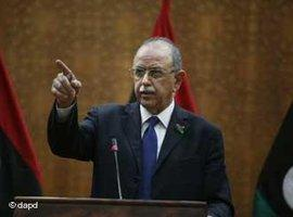 Ministerpräsident Abdurrahim el-Keib; Foto: dapd