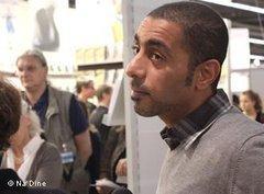 Ali al-Jallawi; Foto: Na Dine/DW