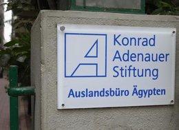 Die Konrad-Adenauer-Stiftung in Kairo; Foto: dpa