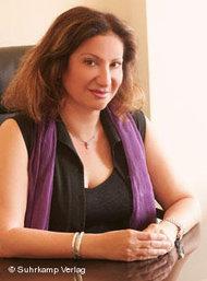 Alawiyya Sobh; Foto: © Suhrkamp Verlag