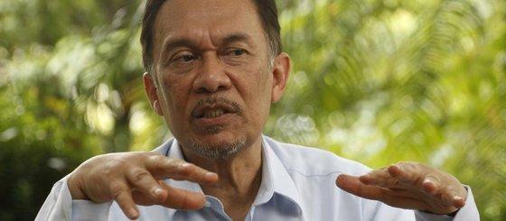 Anwar Ibrahim; Foto: AP