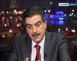 Mahmud Suleiman Hadsch Hamad; Foto: Screenshot Al Jazeera TV