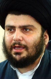 Moktada al-Sadr; Foto:dpa