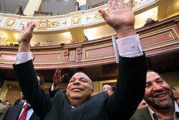 Mohamed Saad el-Katatni; Foto: Reuters