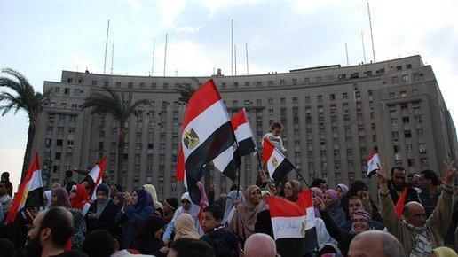 ميدان التحرير الصورة دويتشه فيله