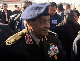 Chef des Militärrates, Hussein Tantawi, Foto: Reuters