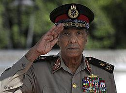 Feldmarschall Mohammed Hussein Tantawi; Foto: AP
