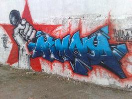 Graffiti-Kunst in Tunesien; Foto: © Babelmed.net