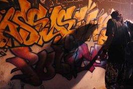 Graffiti-Kunst in Tunesien; © Babelmed.net