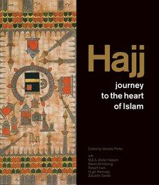 Cover of the book 'Hajj: Journey to heart of Islam' (© British Museum)