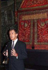Neil McGregor, Direktor des British Museum; Foto: British Museum