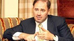 Wadah Khanfar, Ex-Generaldirektor von al-Jazeera; Foto: AP