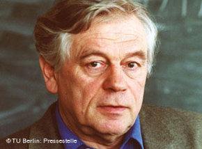 Wolfgang Benz, Historiker und ehemaliger Leiter des Zentrums für Antisemitismusforschung; Foto: TU Berlin/Pressestelle