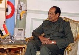 Chef des Obersten Militärrates, ohamed Hussein Tantawi; Foto: dpa