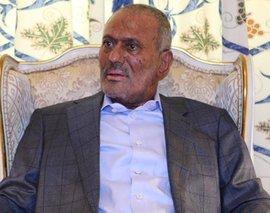 Ali Abdullah Saleh, Foto: epa