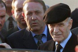 Hafiz al-Assad (r.); Foto: AP