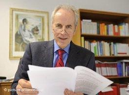 Kriminologe Christian Pfeiffer, Direktor des Kriminologischen Forschungsinstituts Niedersachsen; Foto: dpa