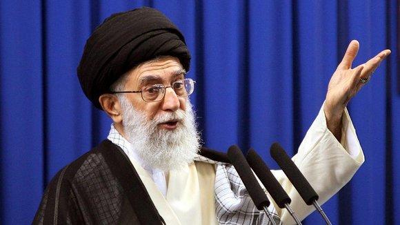 Ali Khamenei; Foto: dpa