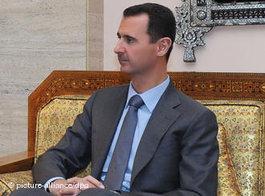 Baschar al-Assad; Foto: dpa