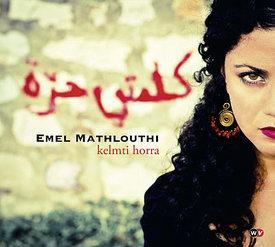 Cover von Emel Mathlouthis Album Kelmti Horra
