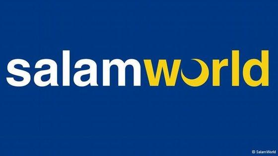 Logo von Salamworld; Foto: Salamworld