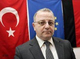 Kenan Kolat, Bundesvorsitzender der Türkischen Gemeinde; Foto: AP