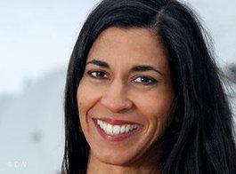 Sheila Mysorekar, Erste Vorsitzende der Neuen Deutschen Medienmacher; Foto: DW