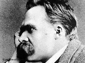 Friedrich Nietzsche; Foto: dpa