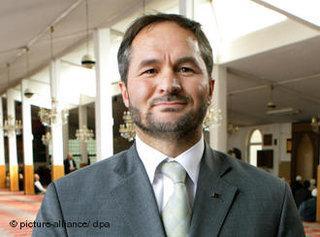 Bekir Alboğa, Sprecher des Koordinierungsrates der Muslime; Foto: dpa