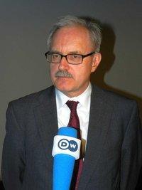 SPD-Nahost-Experte Günter Gloser; Foto: DW