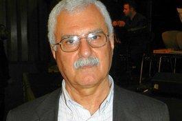 Der syrische Christ George Sabra, Foto: Bettina Marx/DW