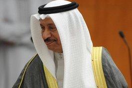 Scheich Sabah al-Ahmed Al-Sabah; Foto: dpa