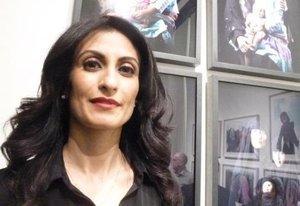 Boushra Almutawakel; Foto: Werner Bloch