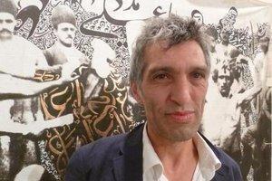 Khosrow Hassanzadeh; Foto: Werner Bloch