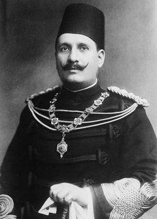 Ägyptischer König Fuad I.