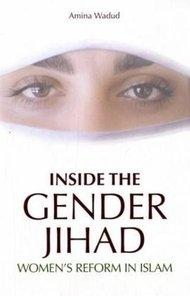 Buchcover Inside the Gender Jihad von Amina Wadud