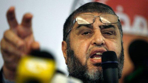 Khairat El-Schater; Foto: AP/dapd
