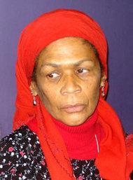 Amina Wadud; Foto: DW